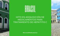 brasil medicamentos hepatitis c