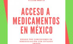 México acceso a medicamentos tlcan