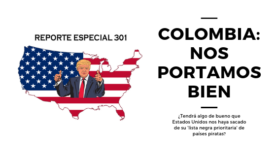 301 lista prioritaria USTR Colombia