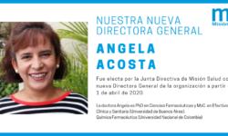 Angela Acosta_Nueva Directora